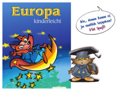 """Europa kinderleicht""-Heft gratis bestellen"