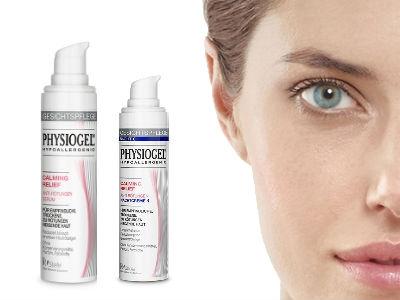 """Kostenlose Produktprobe """"Physiogel"""" Serum"""
