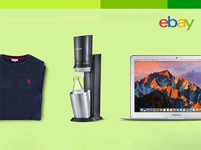 15% Rabatt auf alle eBay-Plus WoW!-Angebote