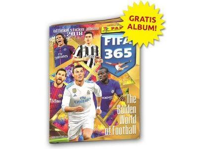 Kostenloses Fußball-Sticker-Album bei Panini