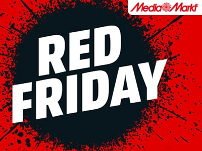 Red Friday & Red Sale bei Media Markt