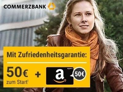Kostenloses Konto + 50€ Startguthaben + 50€ Amazon.de-Gutschein