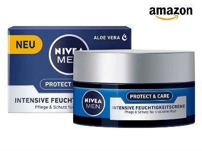 Amazon: 5€ geschenkt auf Nivea-Produkte