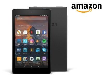 Amazon Fire HD 8-Tablet für nur 59,99€