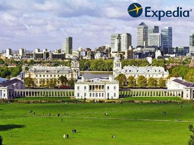 Expedia: 10% auf deine Reise nach Großbritannien