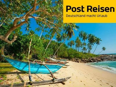 Post Reisen: 40€ Rabatt auf eure nächste Reise