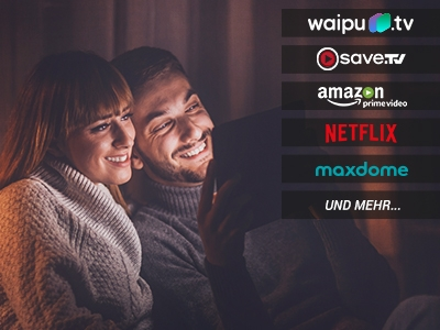 Gratis Filme und Serien streamen – jetzt kostenlos testen!