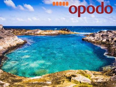 Opodo: 50€ Rabatt auf Pauschalreisen