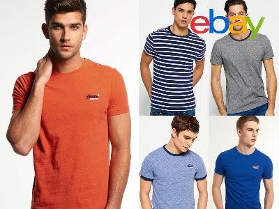 Superdry T-Shirts für nur 11,95€