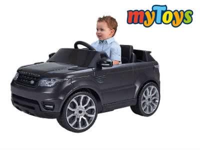 Elektrofahrzeug Range Rover 6V für nur 159,99€
