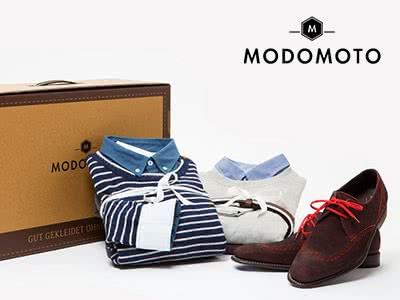 Stilvoll gekleidet: 30€ Rabatt bei MODOMOTO