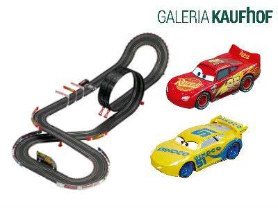 Cars Carrera Bahn für nur 49,99€ bei GALERIA Kaufhof