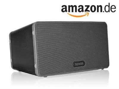 Sonos PLAY:3 für nur 222€ bei Amazon