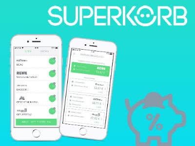 SUPERKORB: Gratis-App für den Wocheneinkauf