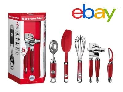 KitchenAid Küchenhelfer-Set bei eBay für nur 49€