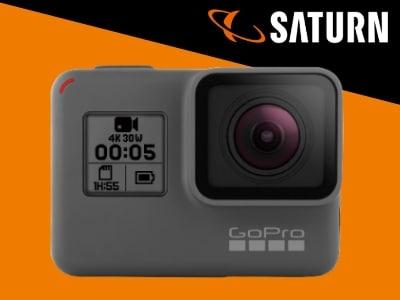 GoPro Hero5 für nur 277€ bei Saturn!