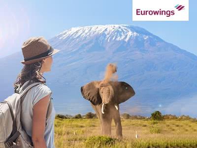 Auf nach Afrika: Namibia-Flüge ab 199,99€ bei Eurowings