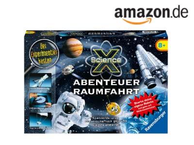 """Ravensburger """"Abenteuer Raumfahrt"""" für nur 15,99€ bei Amazon"""