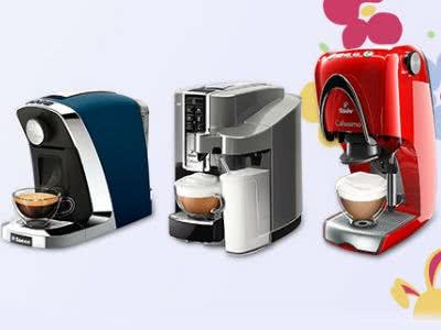 Gewinnt 1 von 30 Cafissimo Maschinen bei Tchibo