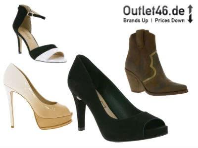 Buffalo-Ausverkauf bei Outlet 46: z.B. High Heels ab 24,99€