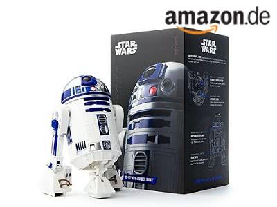 Star Wars R2D2 Roboter bei Amazon für nur 92,50€