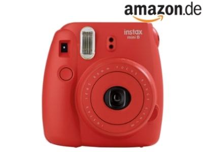 Sofortbildkamera von Fujifilm bei Amazon: 59,99€