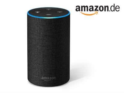 Amazon Echo (2. Generation) für nur 84,99€