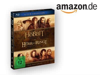 Der Hobbit und Der Herr der Ringe: Mittelerde Collection für nur 16,97€