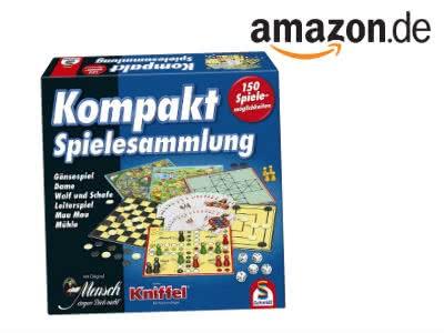 Schmidt Spielesammlung bei Amazon für nur 7,49€