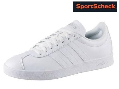 Weiße Sneaker von adidas für 39,95€ bei SportScheck