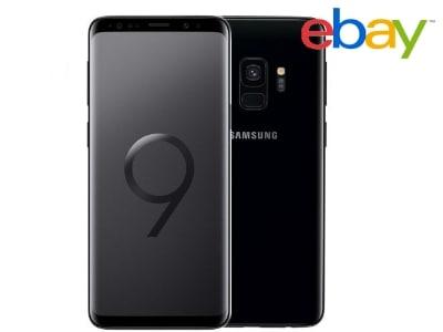Samsung Galaxy S9 für nur 699€ bei eBay