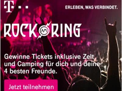 3x2 Rock-am-Ring-Tickets bei Telekom gewinnen!