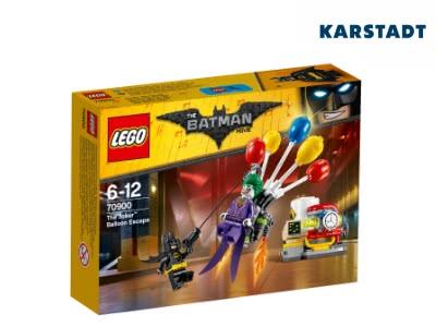 LEGO: Batman & Joker für nur 9,99€ bei Karstadt