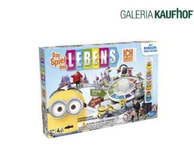 """Das Spiel des Lebens """"Minions"""" für 11,99€ bei GALERIA Kaufhof"""