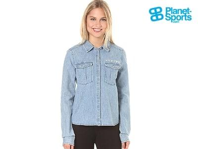 Jeanshemd von Roxy für nur 37,95€ bei Planet Sports