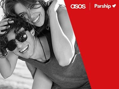 ASOS: 15% Rabatt auf die Eigenmarke für euer Parship-Date