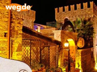1 Woche Kalabrien im 4* Hotel mit mittelalterlichem Charme für nur 223€