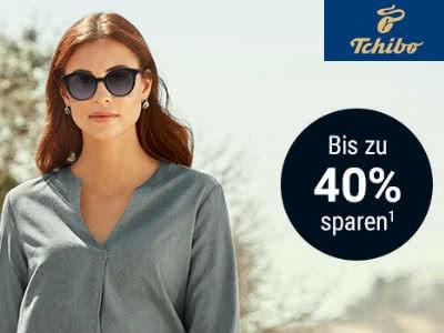 Sonnenbrillen von Tommy Hilfiger und Boss Orange bis zu 40% reduziert bei Tchibo