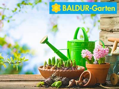Pflanzenpracht mit Rabatt: 10%-Gutschein bei Baldur-Garten