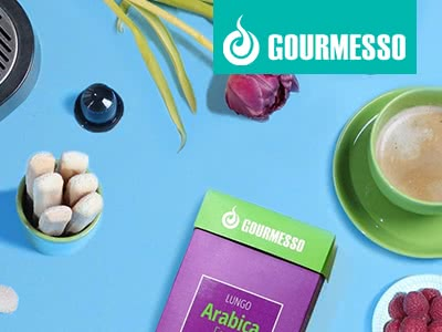 Angebot von gourmesso: 7€ Rabatt auf das gesamte Sortiment