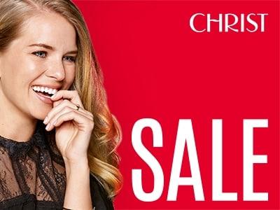 Sale bei CHRIST: spart bis zu 60%