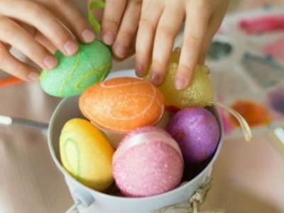 Selbstgemachte Ostergeschenke sind die schönsten