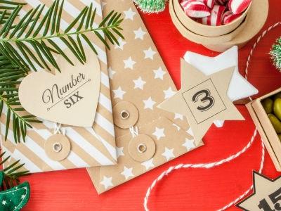 Adventskalender selber befüllen – 24 Ideen