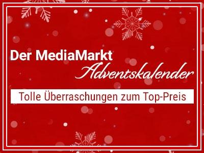 Adventskalender bei MediaMarkt