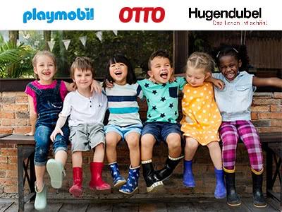 Am 1. Juni ist Kindertag!