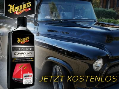 Meguiar's Ultimate Compound Politur gratis bestellen