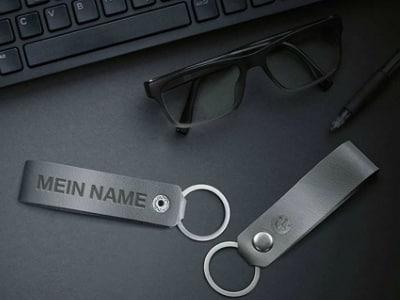 Für BMW-Besitzer: Personalisierten Schlüsselanhänger gratis bestellen
