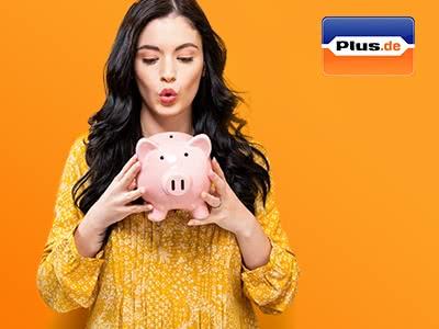 Exklusiver Rabatt: Spart 10€ bei Plus.de