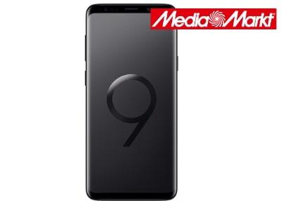 MediaMarkt: Samsung Galaxy S9+ im Free-M-Tarif für monatlich 29,99€