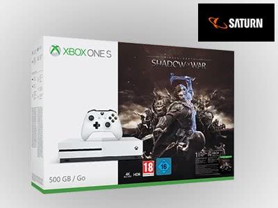 XBox One S Bundles + FIFA 18 bei Saturn für nur 169€